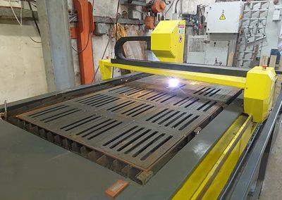Plasma Cutting Bolger Fabrications
