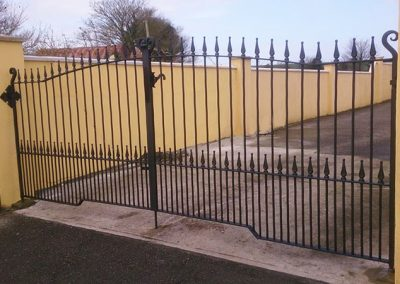 Stepped Gates Bolger Fabrications